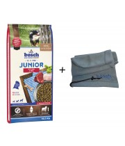 Bosch JUNIOR LAMB & RICE 15kg + balaklavas!