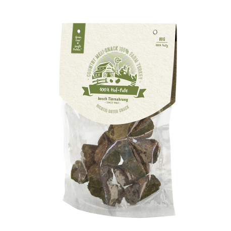 Country Meat Snack - 100% kalakutiena 80g.