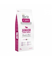 BRIT CARE JUNIOR LAMB & RICE 12kg.