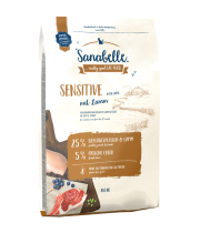 Sanabelle SENSITIVE LAMB (su ėriena) 10kg