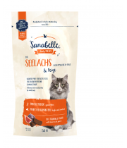 Sanabelle Snack Pollack & Figs 55g